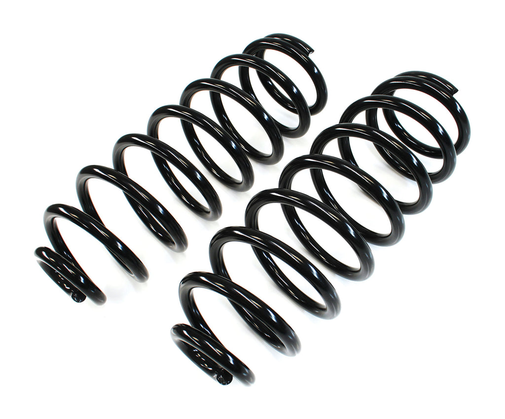 Jeep JK 2 Door 6 Inch Lift / JKU 4 Door 4 Inch Lift Rear Coil Springs Pair 07-18 Wrangler JK TeraFlex