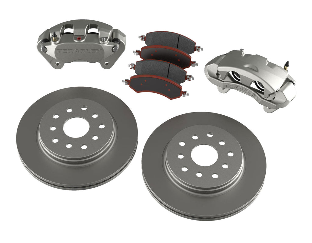 Jeep JK/JKU Front Big Brake Kit 07-18 Wrangler JK/JKU TeraFlex
