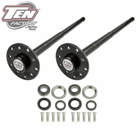 Performance Rear Axle Kit (2 Axles)