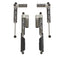 Teraflex Falcon SP2 3.1 Piggyback Shocks Front & Rear Shocks for Jeep Gladiator JT