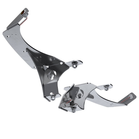 Artec Industries JL Front Fender Chop Kit Brackets RUBICON