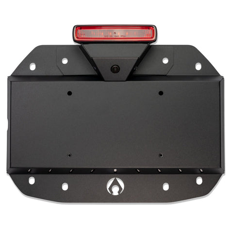 Artec Industries JL Spare Tire Delete Kit - Powdercoated Aluminum