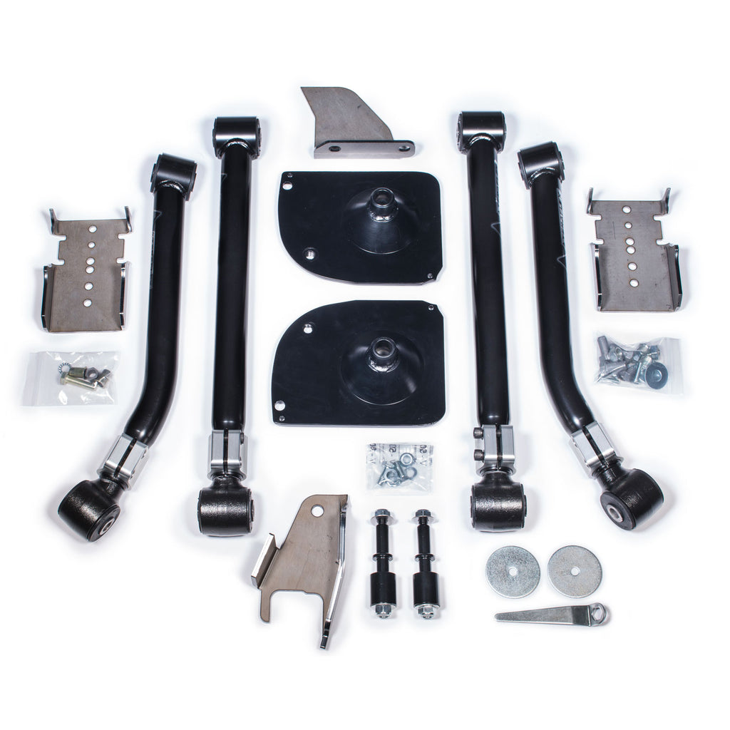 Jeep JK/JKU 2 Inch Rear Stretch Kit 07-18 Wrangler JK/JKU TeraFlex