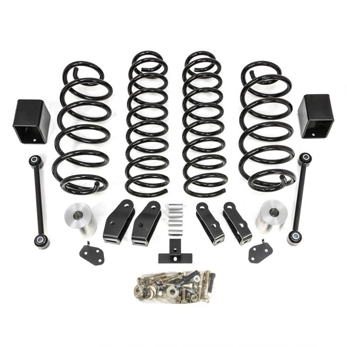 "ReadyLift 2.5"" COIL SPRING LIFT KIT - JEEP JL WRANGLER RUBICON 2018-2020"