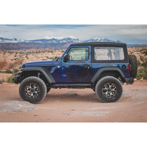 Synergy Jeep JL 2 Inch Lift Stage 1 Suspension System