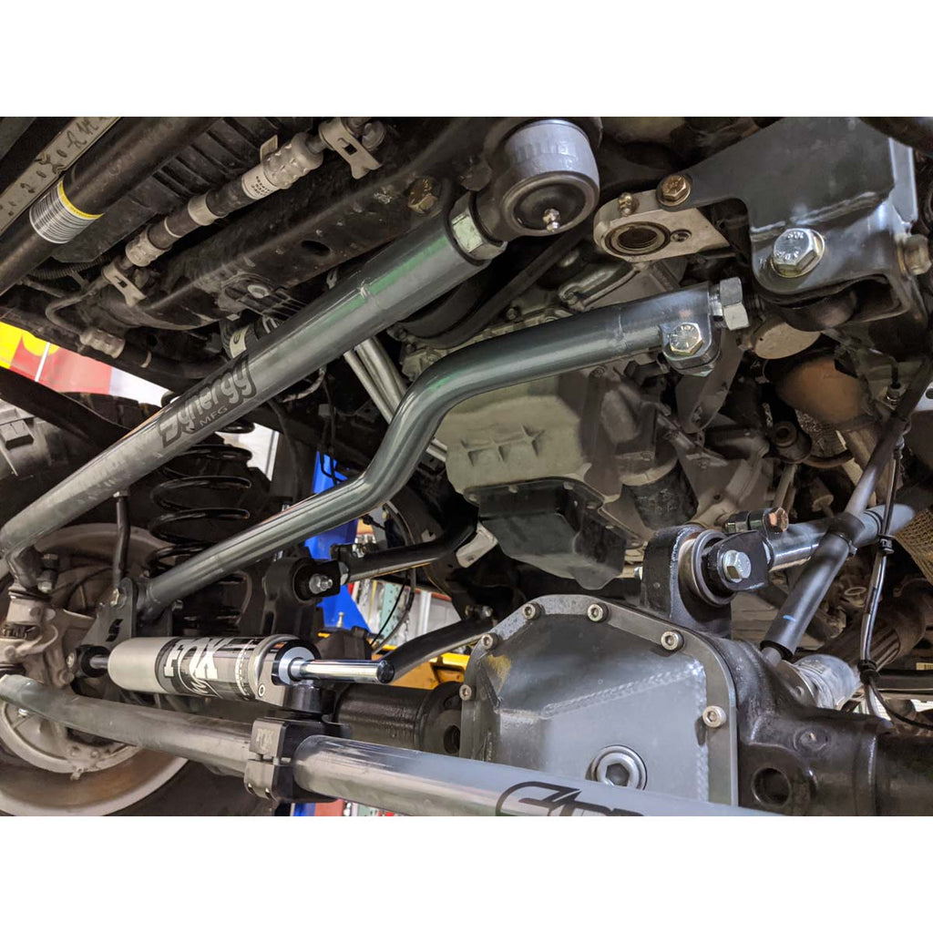 Synergy Jeep JL / JT HD Adjustable Front Track Bar