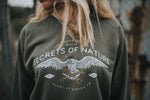 Sudadera ¨Secrets of Nature¨