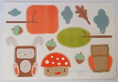 Mezoome Removable Wall Decals - Mezoome Designs