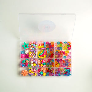 Butterfly Social Kids Bead Kit