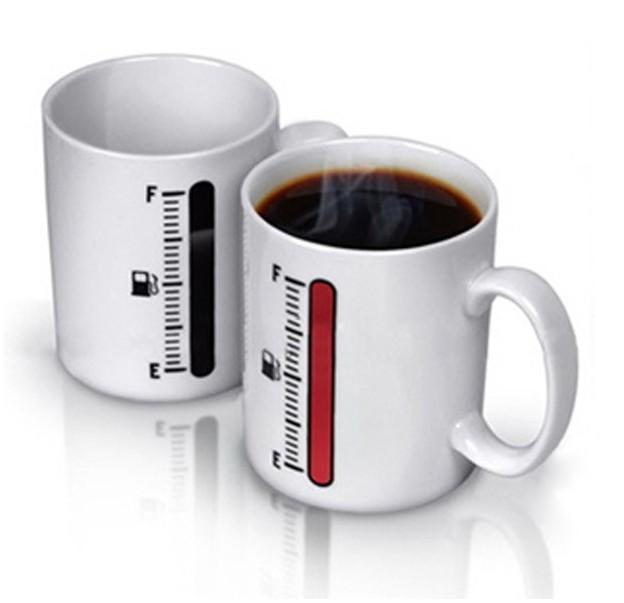 Temperature Changing Magical Coffee Mug
