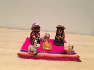 Tiny Nativity Scene, Nativity Set