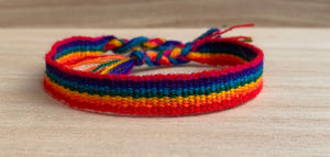 Pride Friendship bracelet