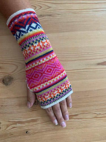 Fingerless gloves, Alpaca wool gloves, Winter gloves, Gloves for her