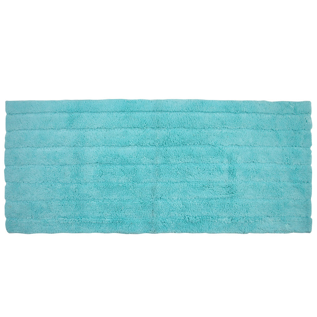 "Eco-Friendly Cotton Soft and Absorbent 22"" x 60"" Bath Rug - beddyly"