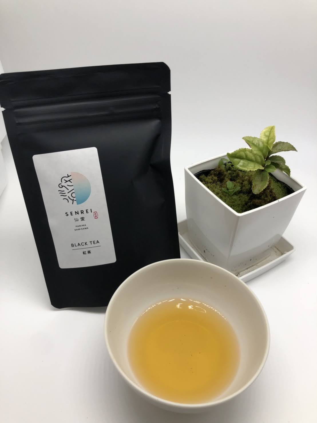 Senreicha Japanese black tea 30g