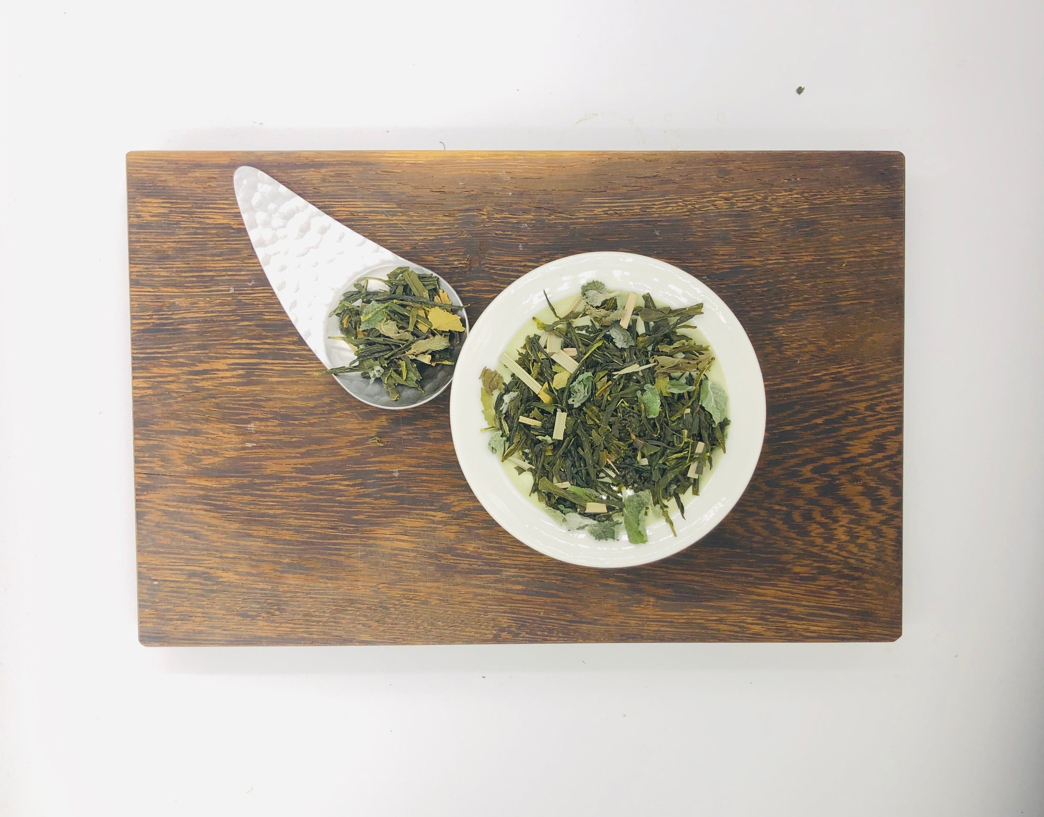 Original blended tea (sencha)