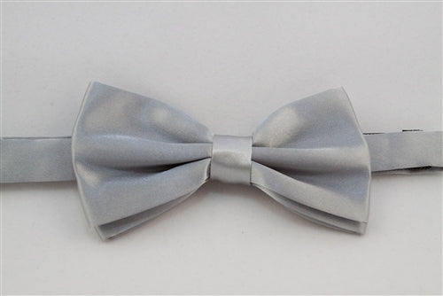 Solid, Light Gray (Bow Tie)