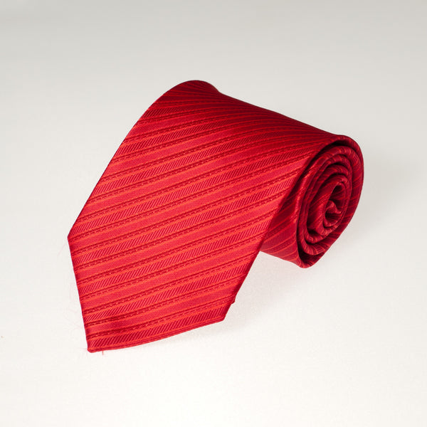 Red Stripes (Traditional Tie)