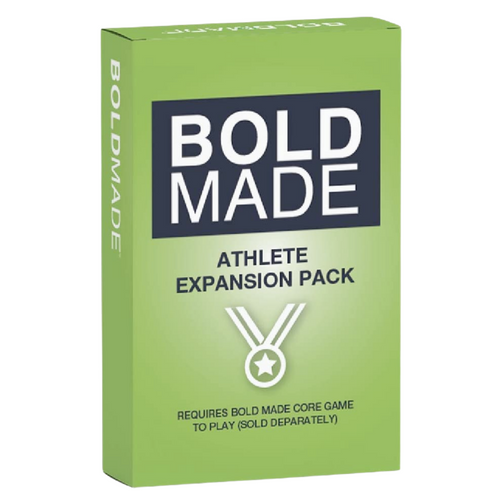 Bold Made Athlete Expansion Pack