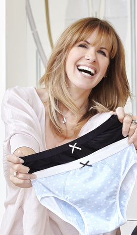 Carol Smillie Diarydoll Secret knickers