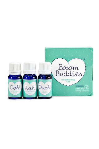 Breastfeeding Oils- 'Bosom Buddies'