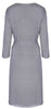 Mirage Wrap Dress / Labour Wrap - Grey