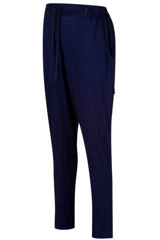 Bliss Lounge Pyjamas - Navy Blue