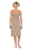 MamaMoosh Indulgence Maternity Nursing Nightdress Mink