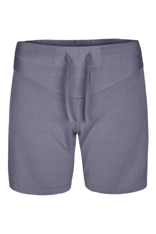Maternity Pyjama Shorts Grey