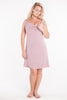 MIrage Maternity Breastfeeding Nightie Dusky Pink