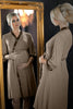 MamaMoosh Indulgence Maternity Dressing Gown Mink