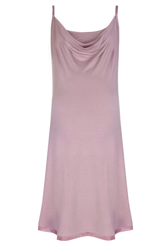 Mirage Nightdress - Dusky Pink