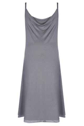 Mirage Nightdress - Grey