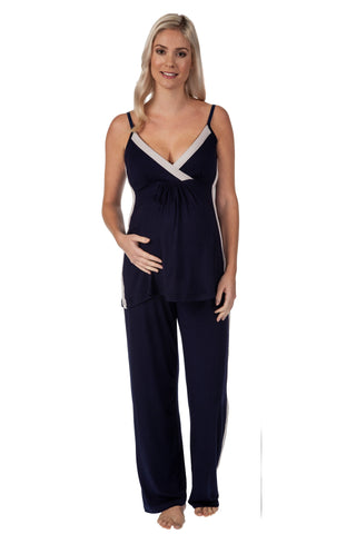 Vogue maternity breastfeeding pyjamas