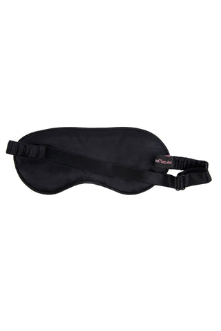 adjustable strap to silk eyemask