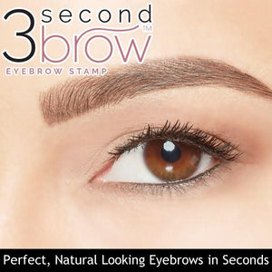TAMPONS TRACEURS DE SOURCILS EN 3 SECONDES - 3 SECOND BROW STAMP