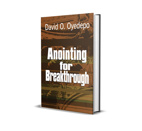 Anointing For Breakthrough