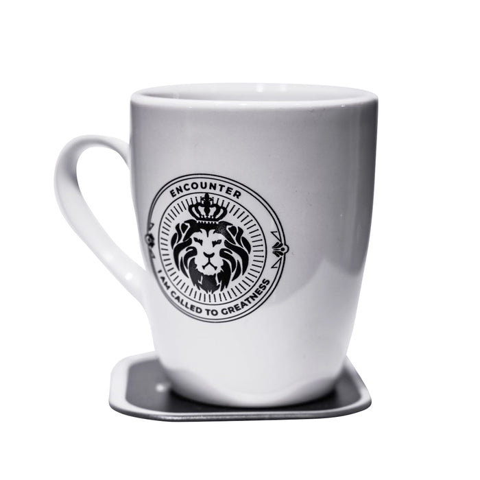 Lion Coffee Mugs