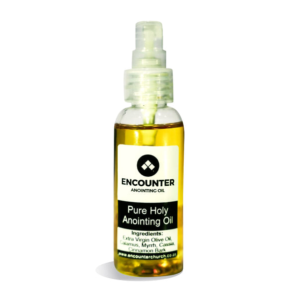 50 ML Anointing Oil Bottle