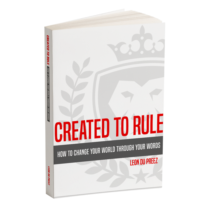 Created To Rule (eBook)