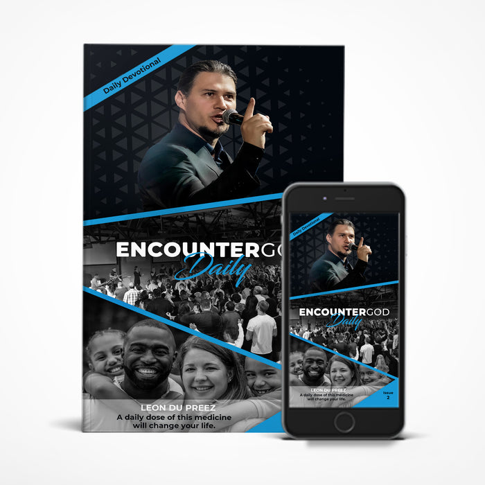 Encounter God Daily ISSUE 2