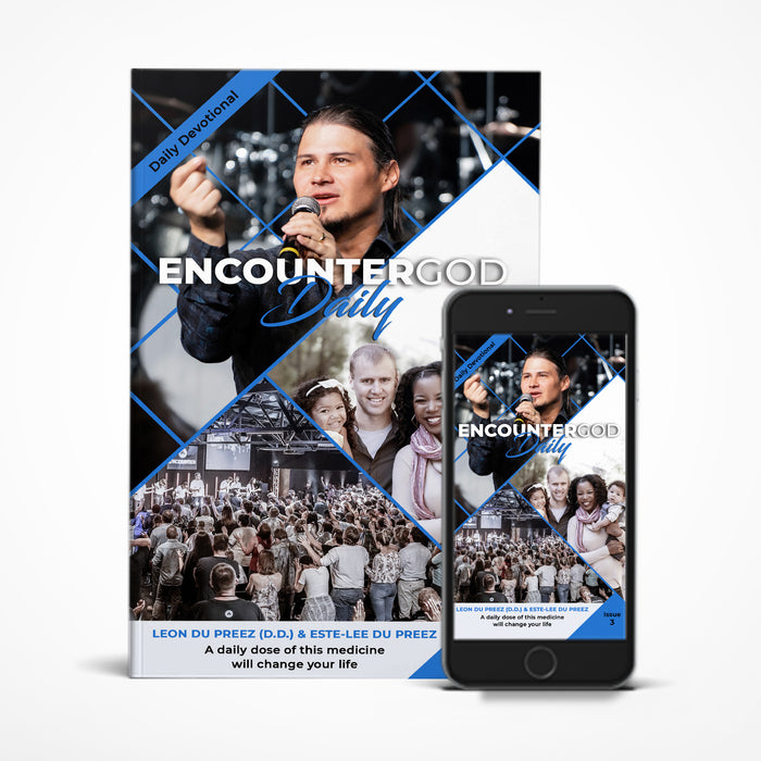 Encounter God Daily ISSUE 3