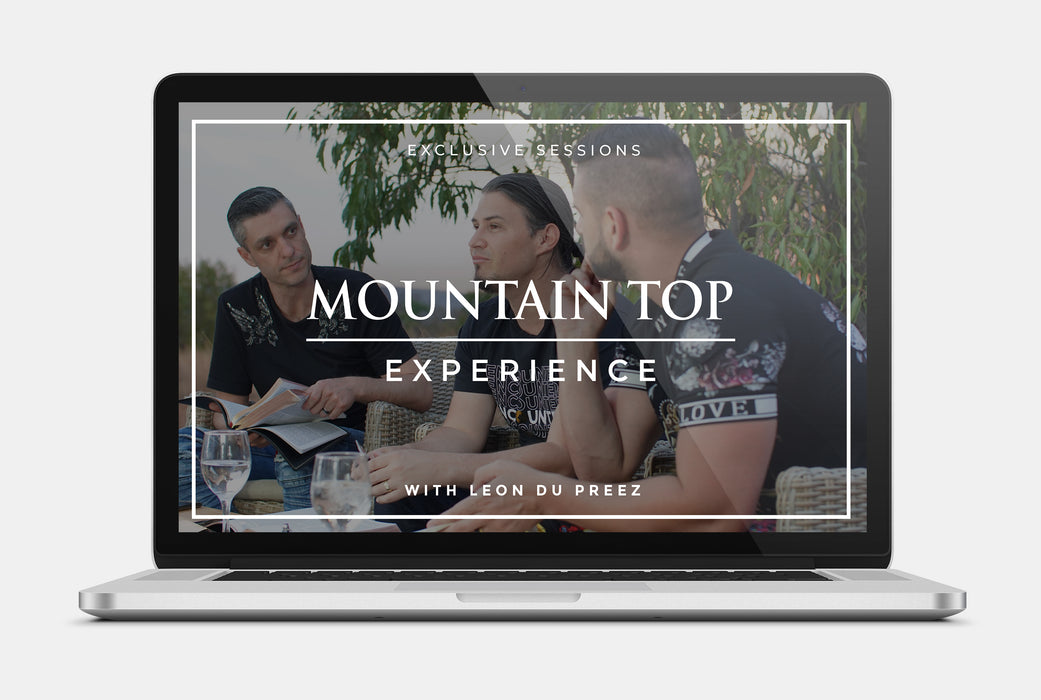 Mountain Top Experience - Face to Face Encounter