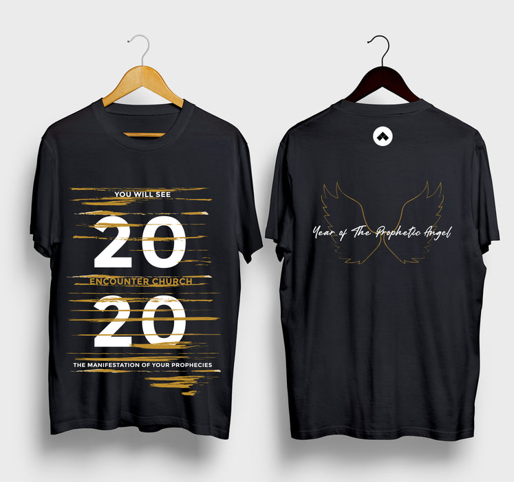 "2020 ""The Year of"" Shirt"