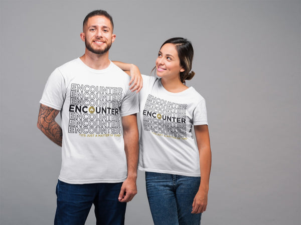 Encounter Limited Edition T-Shirt - White