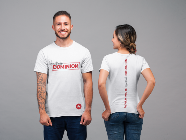 Unquestionable Dominion Conference Shirt