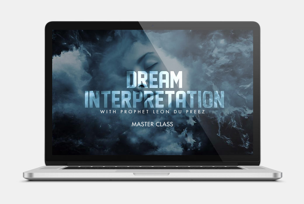 Dreams Interpretation Course: A Master Class