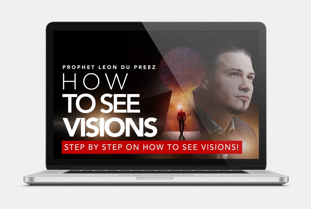 How To See Visions: Step by Step