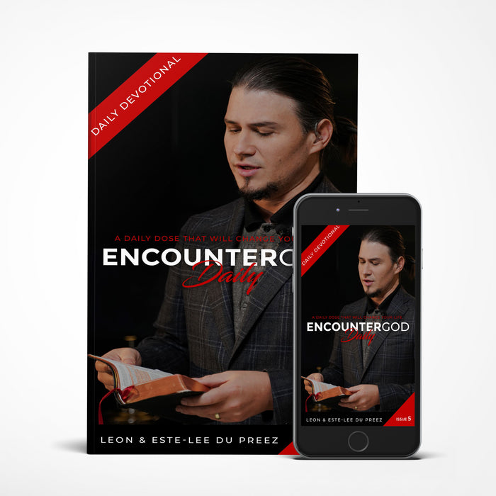Encounter God Daily ISSUE 5
