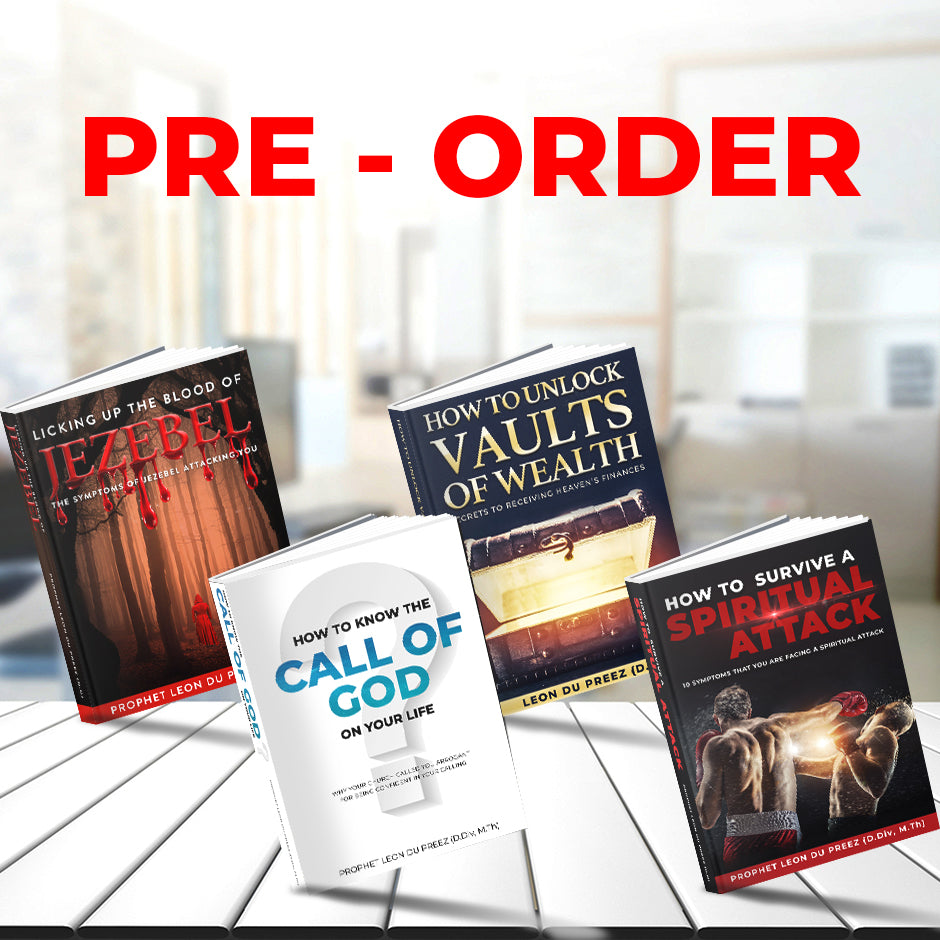 Exclusive 4 Book Bundle